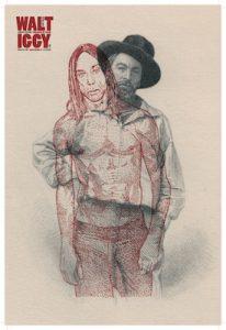 walt iggy poster